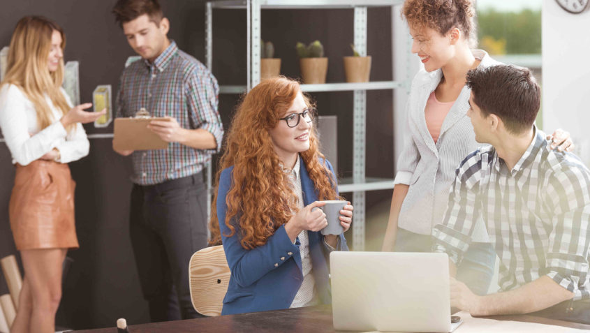 THE TIMES ARE CHANGING – INTRODUCING EMPLOYEE EXPERIENCE